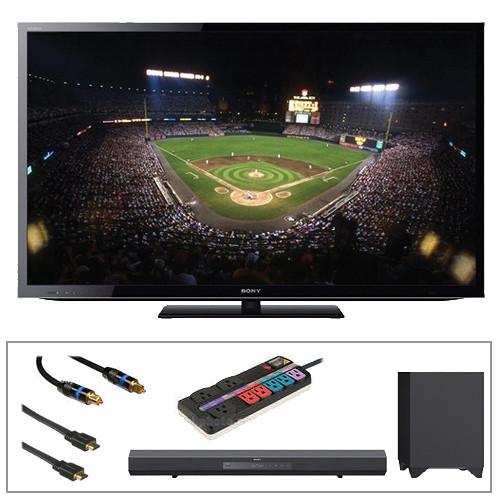 "Sony KDL46HX750 46"" BRAVIA LED Internet 3D TV Advanced Kit"