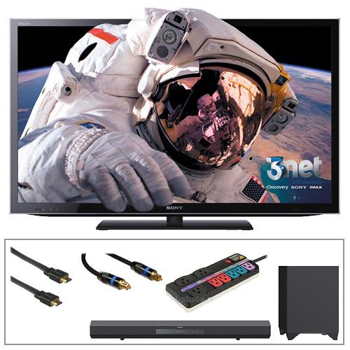 "Sony KDL55HX750 55"" BRAVIA LED Internet 3D TV Advanced Kit"