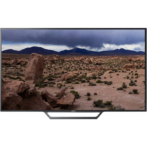 """Sony W600D 32"""" Class HD Smart Multisystem LED TV"""