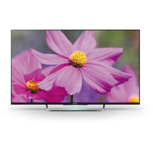 """Sony W800B 50"""" Class Full HD Smart 3D TV"""