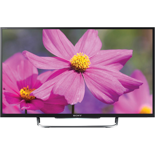 "Sony W800B 50"" Class Full HD Smart 3D Multi-System TV"