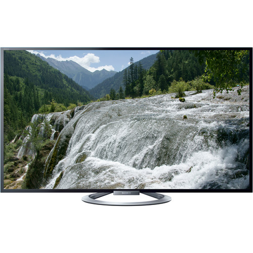 "Sony 55"" KDL-55W802A W802 Series 3D LED Internet TV"