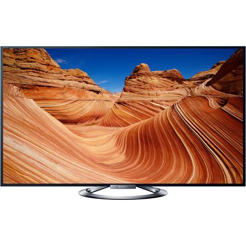 "Sony 55"" KDL-55W900A W900 Series 3D LED Internet TV"
