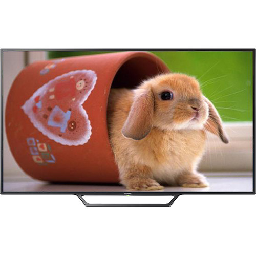 "Sony KLV-32W602D Series 32""-Class HD Smart Multi-System LED TV"