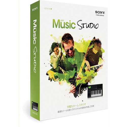 Sony ACID Music Studio 9 (5 to 99 Tier Licenses)