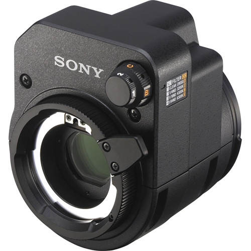Sony LA-FZB2 B4 Lens to FZ Mount Adapter for F5 & F55