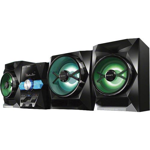 Sony Lbt Gpx555 1800w Bluetooth Wireless Music System Lbt