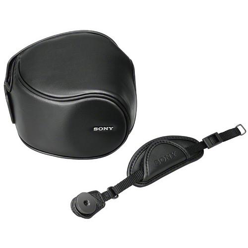 Sony Jacket Case for Cyber-shot DSC-HX300 / HX200V Digital Camera