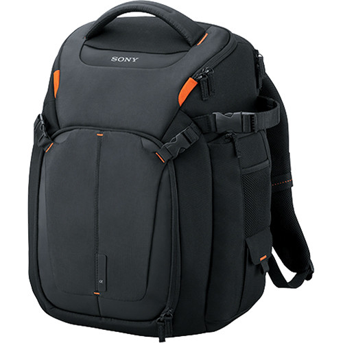 "Sony Alpha DSLR Camera / 15"" Laptop Backpack"