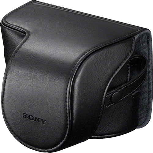 Sony Alpha NEX Lens Jacket Case