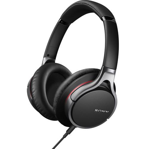 Sony MDR-10R Headphones (Black)