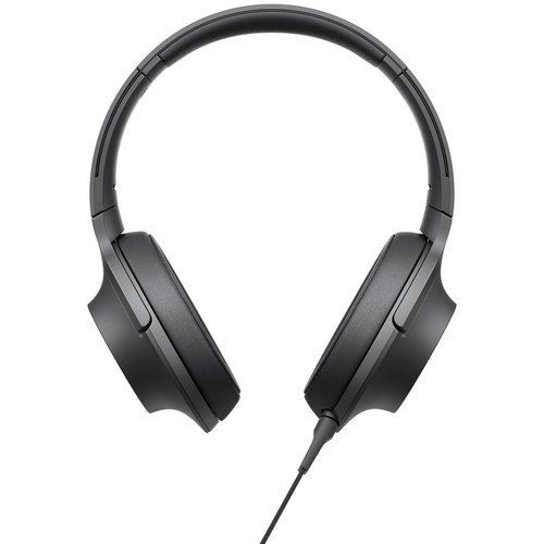 Sony h.ear on High-Resolution Audio Headphones (Charcoal Black)