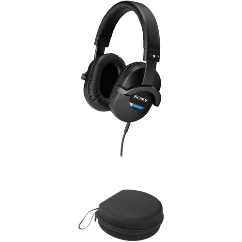 Sony MDR-7510 Headphones with Carrying Case Kit