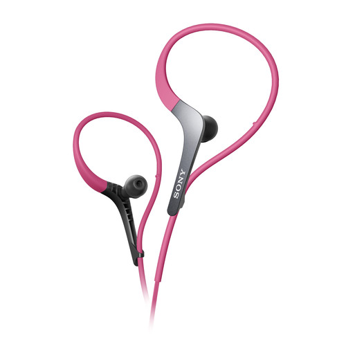 2-Pk. Sony MDR-AS400EX Active Series Sport Headphones