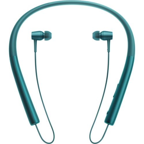 Sony h.ear in Wireless Bluetooth In-Ear Headphones (Viridian Blue)