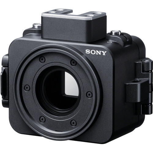 sony waterproof video camera sony waterproof housing for rx0 mpk hsr1 b amp h photo 276
