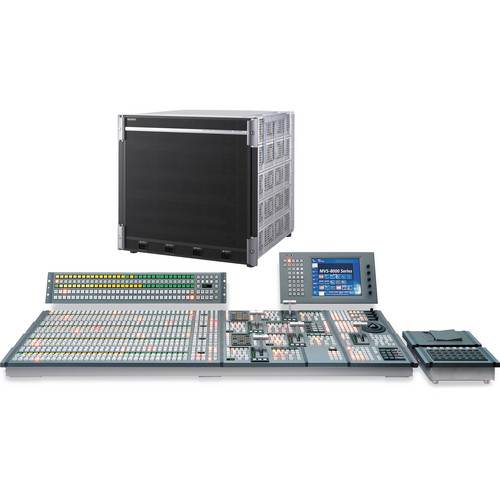 Sony MVS-8000X Multi-Format Production Switcher Processor