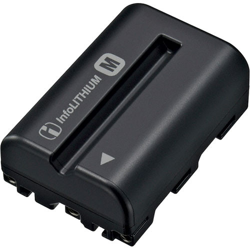 Sony NP-FM500H InfoLithium Battery (7.2V, 1600mAh)