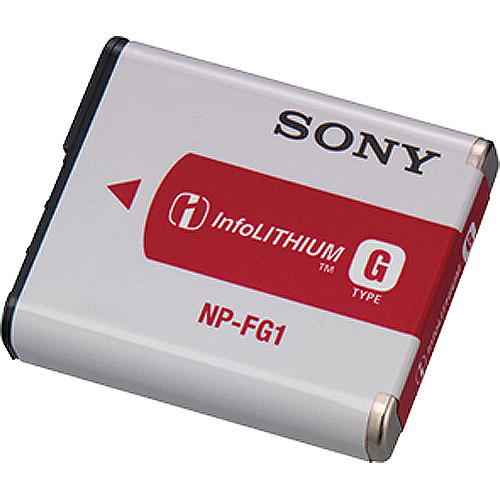 Sony NP-FG1 InfoLITHIUM Rechargeable Battery