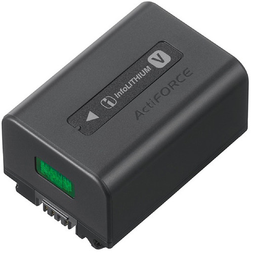 Sony NP-FV50A V-Series Battery Pack for Handycam Camcorders (950mAh)