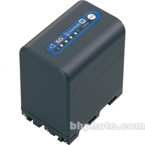 Sony NP-QM91D M Series Info-Lithium Battery Pack (7.2v, 4140mAh)