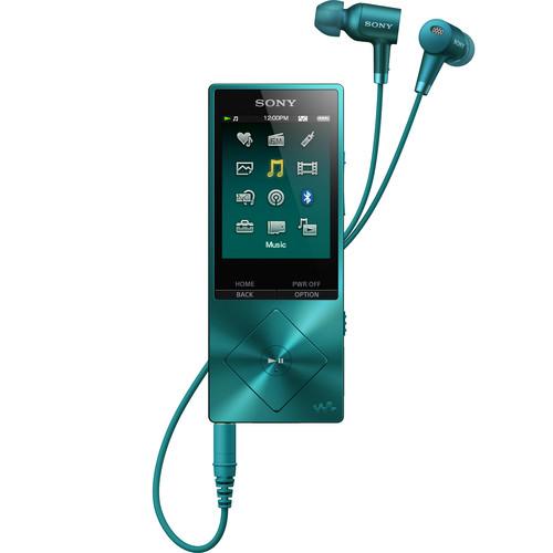 Sony Walkman NW-A26HN - High-Resolution Digital Music Player (32GB, Blue)
