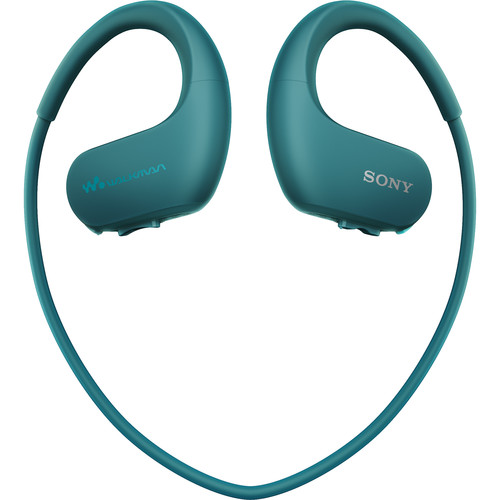 Sony 4GB NW-WS413 Sports Walkman Digital Music Player (Blue)