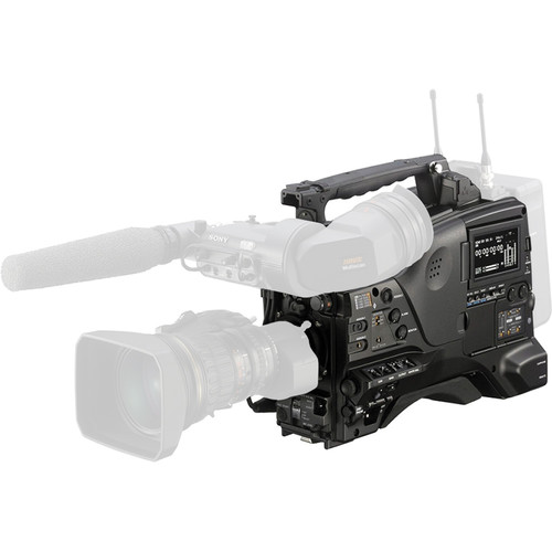 """Sony PDW-850 XDCAM HD422 2/3"""" 3CCD Camcorder"""