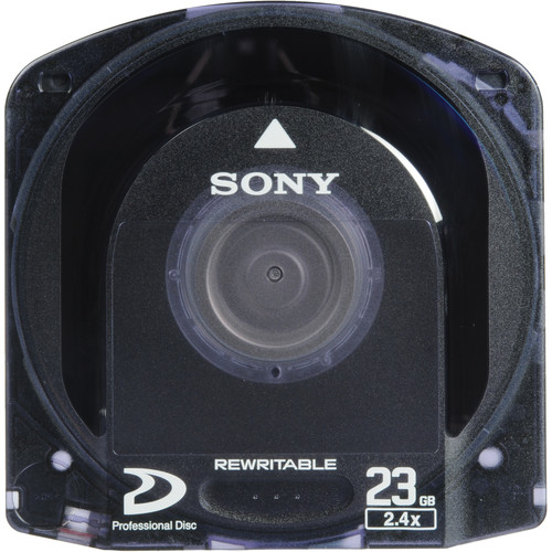 Sony PFD23AX 23GB Single Layer Pre-Formatted Optical Disc for XDCAM