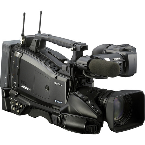 "Sony PMW-400K 2/3"" XDCAM EX HD Camcorder with Lens"