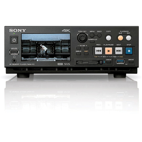 Sony PMW-PZ1 4K SxS Memory Player