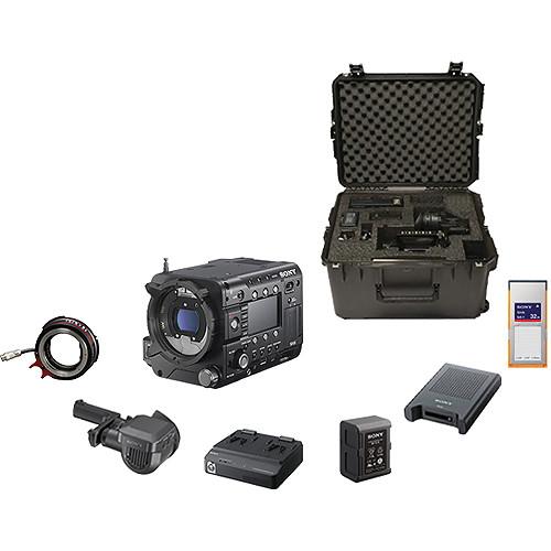 Sony PMW-F5 Camera Kit 2