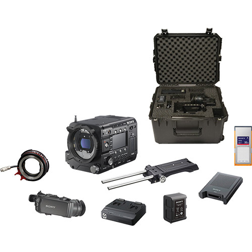 Sony PMW-F5 Camera Kit 1
