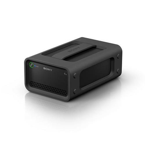 Sony PSZ-RA4T 4TB 2-Bay Thunderbolt 2 Portable RAID Array (2 x 2TB)