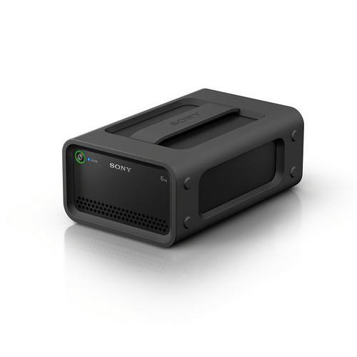 Sony PSZ-RA6T 6TB 2-Bay Thunderbolt 2 Portable RAID Array (2 x 3TB)