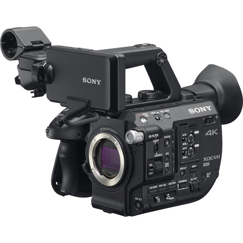Sony PXW-FS5 XDCAM Super 35 Camera System