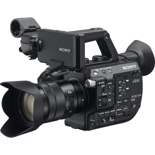 Sony PXW-FS5 XDCAM Super 35 Camera Systemwith Zoom Lens