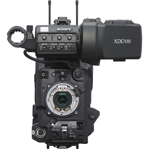 Sony PXW-X320 XDCAM Solid State Memory Camcorder (Without Lens)