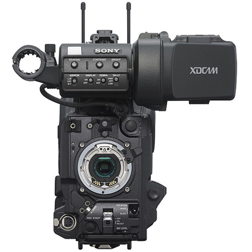 Sony PXW-X320 XDCAM Solid State Memory Camcorder with 50-Pin Camera Interface (No Lens)