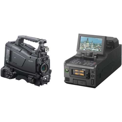 Sony PXW-X400 XDCAM Camcorder & PMW-RX50 SxS Card Recorder/Player