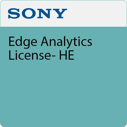 Sony Edge Analystics License - HE