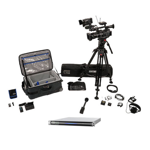 Sony VTK-Z280 Remote Production Package with PXW-Z280 & Network RX Station