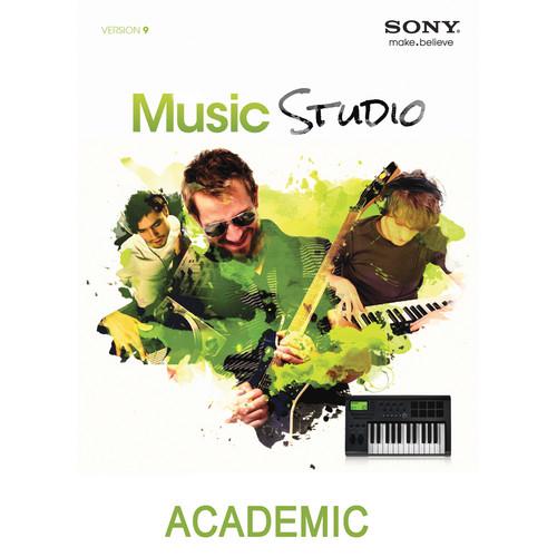 Sony ACID Music Studio 9 (100 to 499 Site Licenses)