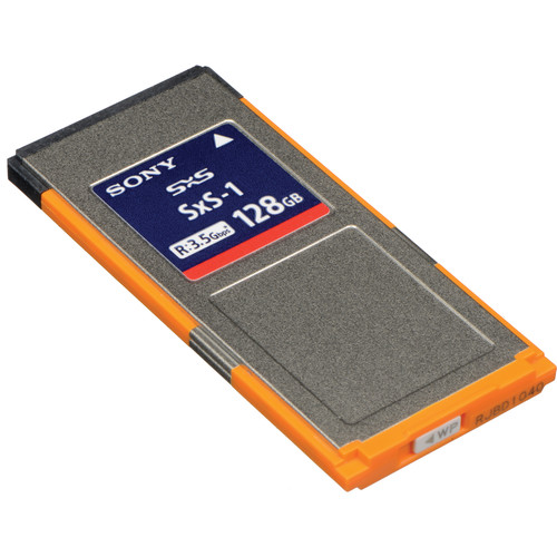 Sony 128GB SxS-1 (G1B) Memory Card