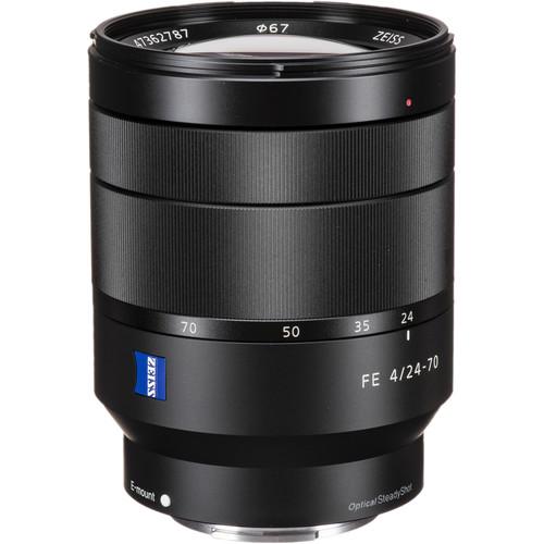 Sony Vario-Tessar 24-70mm f/4 ZA Lens + $149.80 Rakuten.com Credit