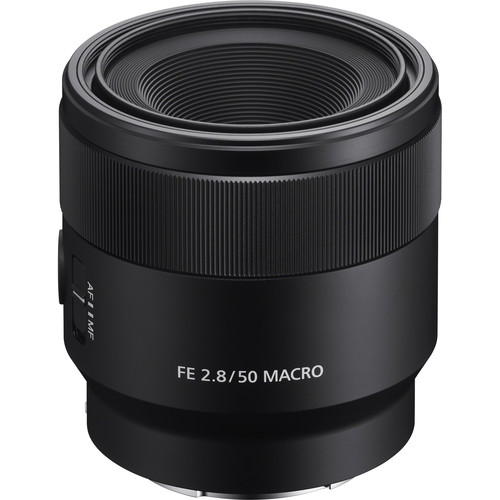 Fe 50mm F/2.8 Macro Lens by Sony