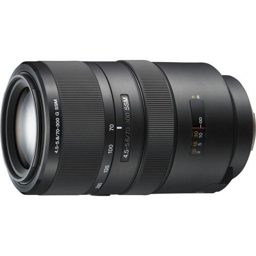 Sony 70-300mm f/4.5-5.6 G SSM Lens