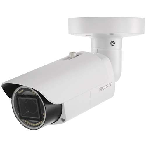 Sony E-Series SNC-EB642R 2MP Outdoor Network Bullet Camera with Night Vision & 3-9mm Lens
