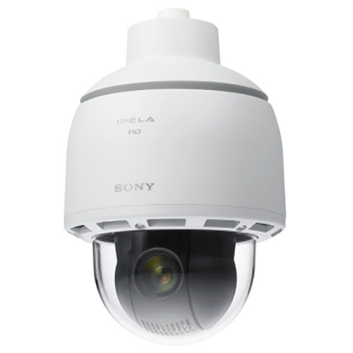 Sony SNC-ER585 E-Series Network Rapid Dome Camera