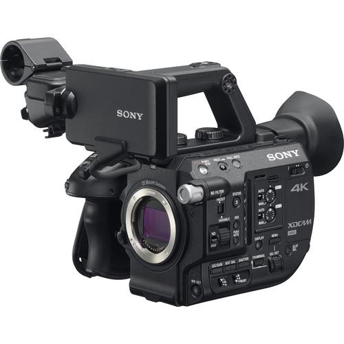 Sony Sony PXW-FS5 XDCAM & BP-U60 Battery Kit
